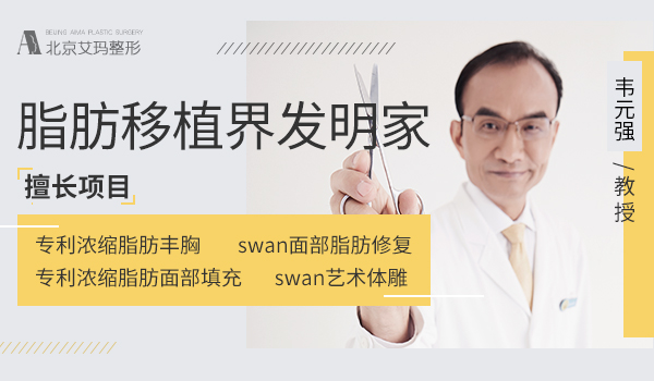 北京艾玛脂肪丰胸多少钱,韦元强的技术可以吗?